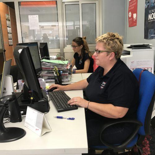 Atención al cliente y coordinación de servicios